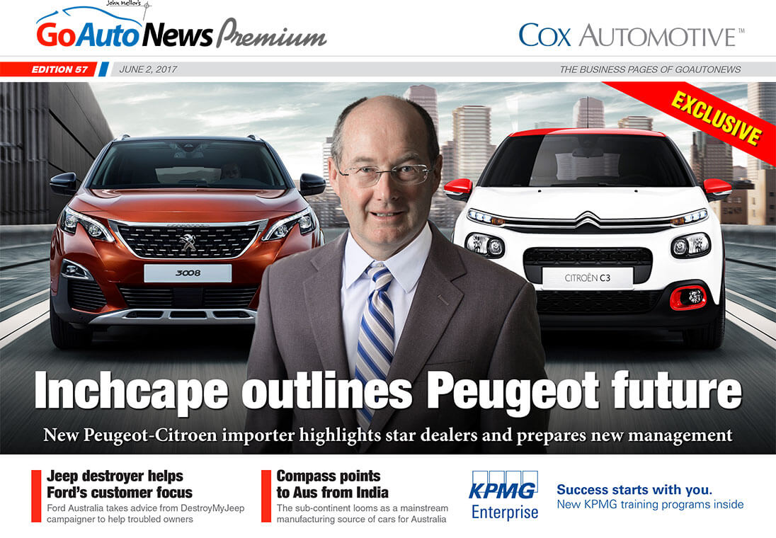 GoAutoNews Premium Weekly Editions, June 2