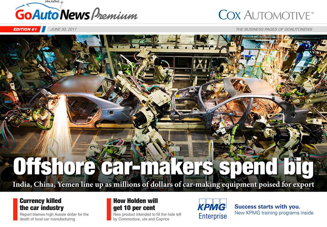 GoAutoNews Premium Weekly Editions, June 30