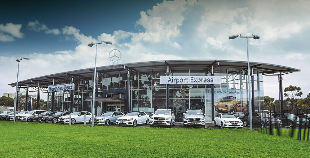 mercedes sells melbourne dealerships goautonews premium On mercedes benz airport