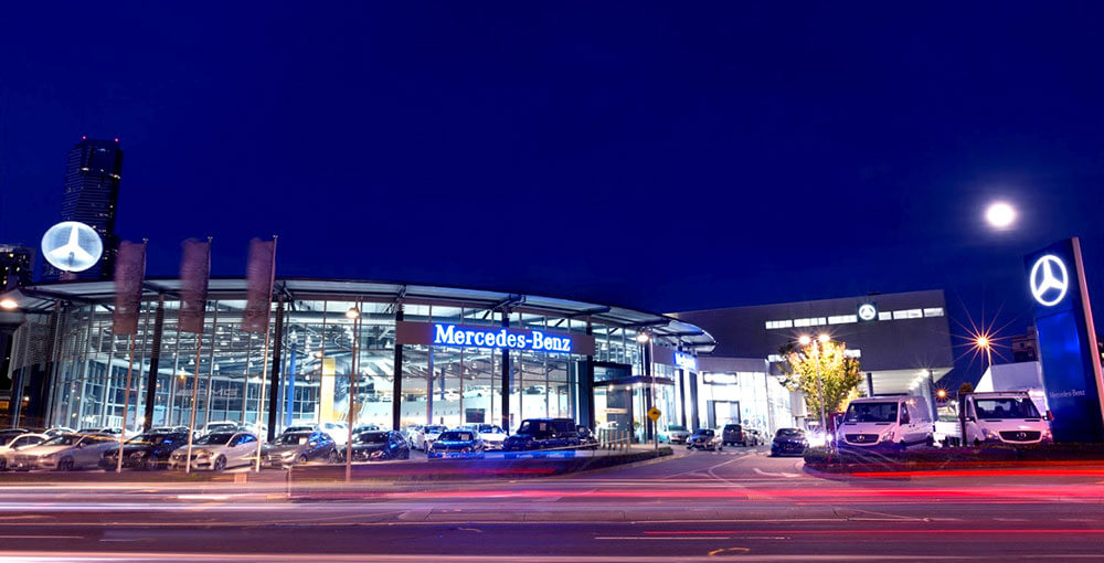 Mercedes sells melbourne dealerships goautonews premium for Mercedes benz melbourne fl
