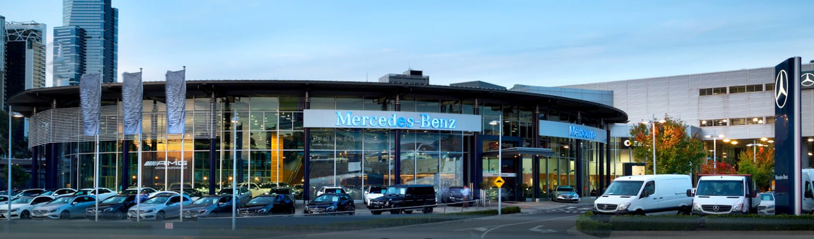 mercedes sells melbourne dealerships goautonews premium