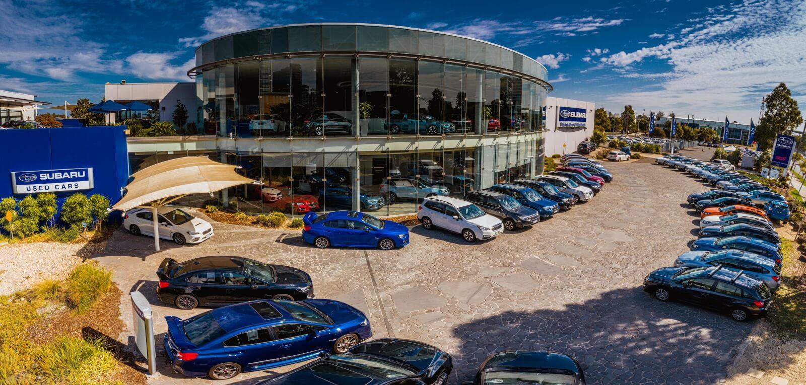 Subaru Celebrates In Melbourne Goautonews Premium
