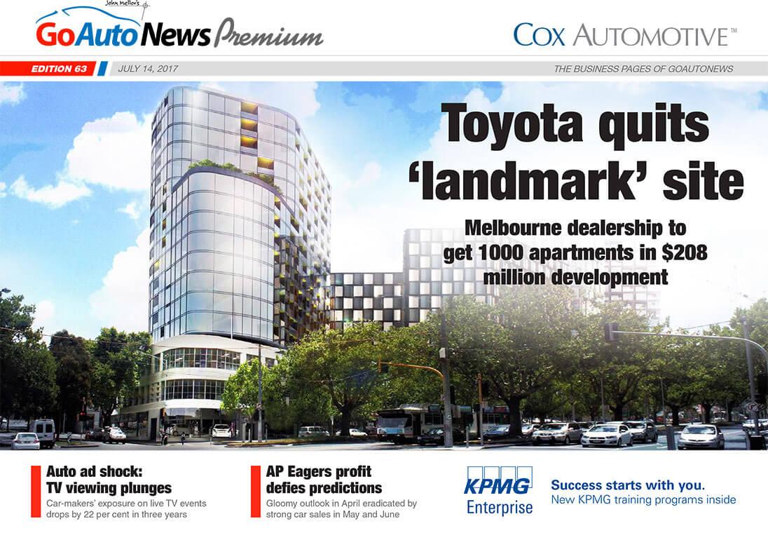 GoAutoNews Premium Weekly Editions, July 14