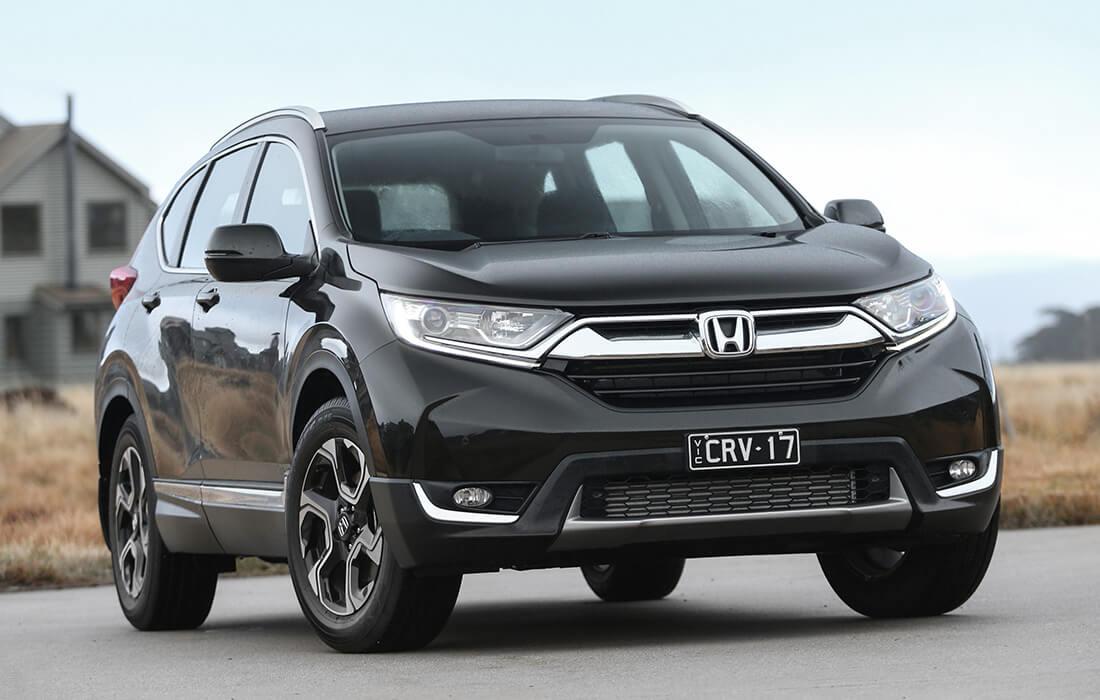 Honda CR-V - VTi-S 2WD