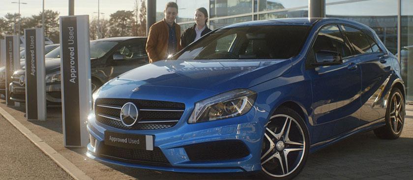 Mercedes uk direct sales inevitable goautonews premium for Who owns mercedes benz now