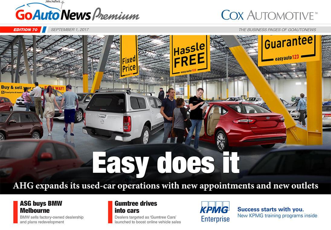 GoAutoNews Premium Weekly Editions, September 1