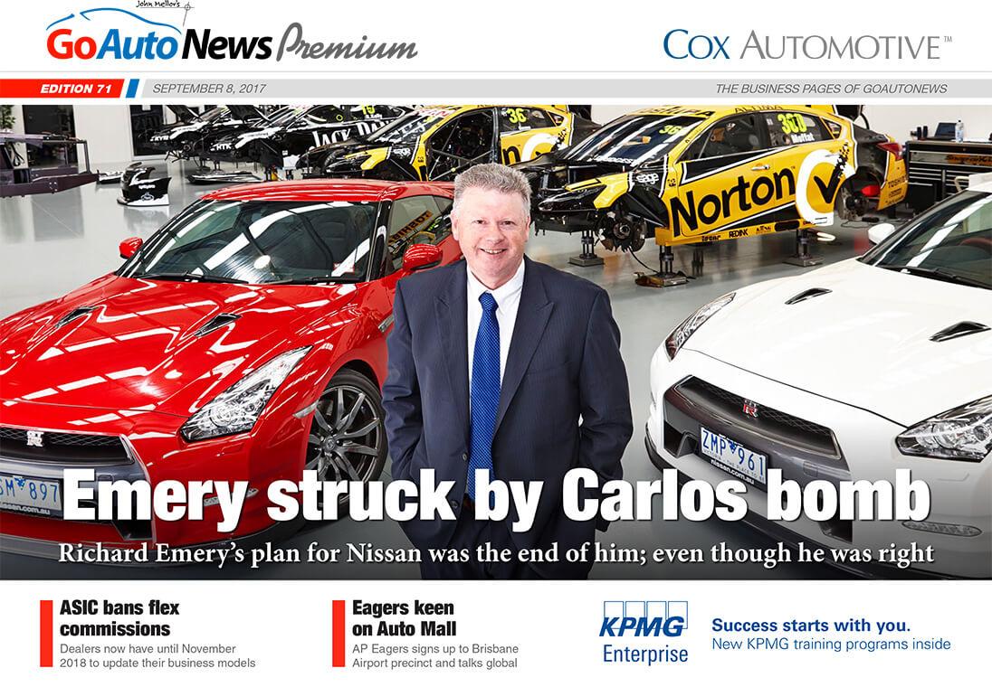 GoAutoNews Premium Weekly Editions, September 8