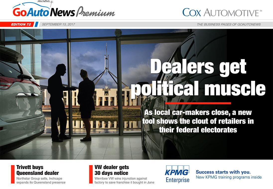 GoAutoNews Premium Weekly Editions, September 15