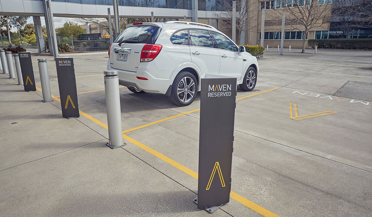 Holden ride-share starts up