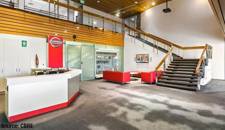 Nissan sells local hq malvernweather Gallery