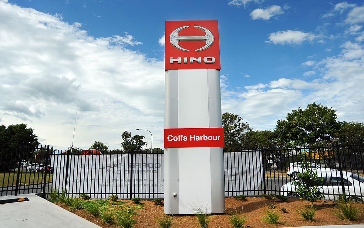Hino expands dealerships