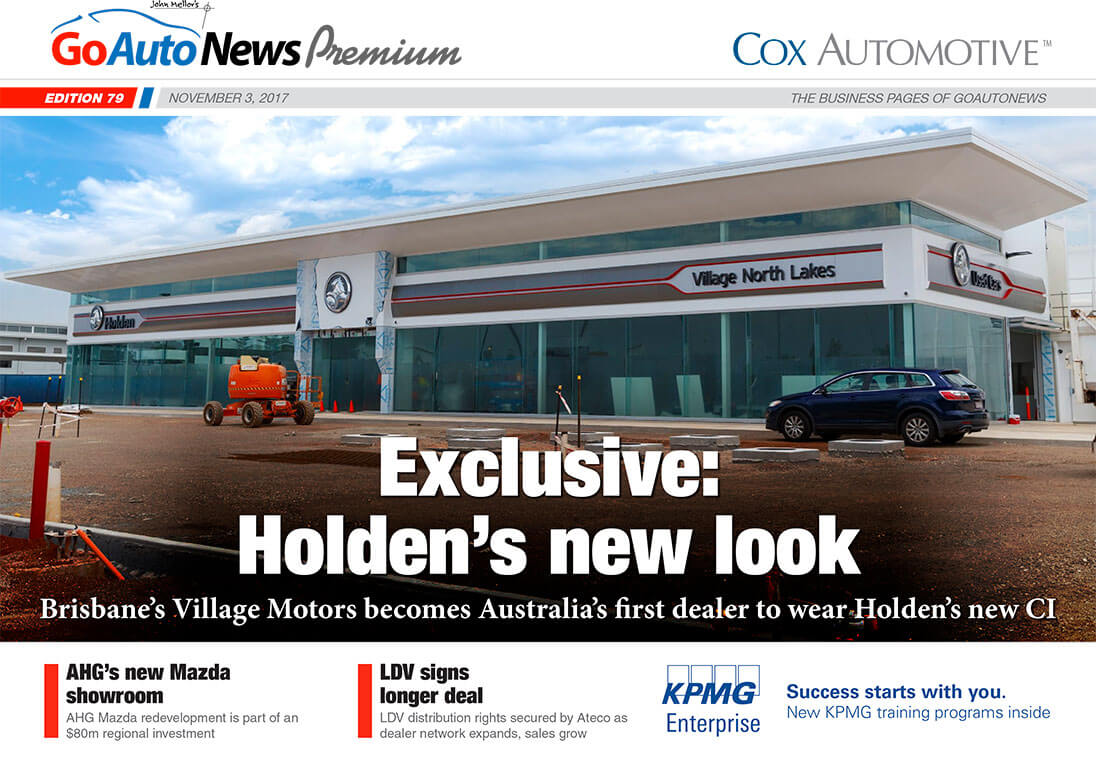 GoAutoNews Premium Weekly Editions, November 3