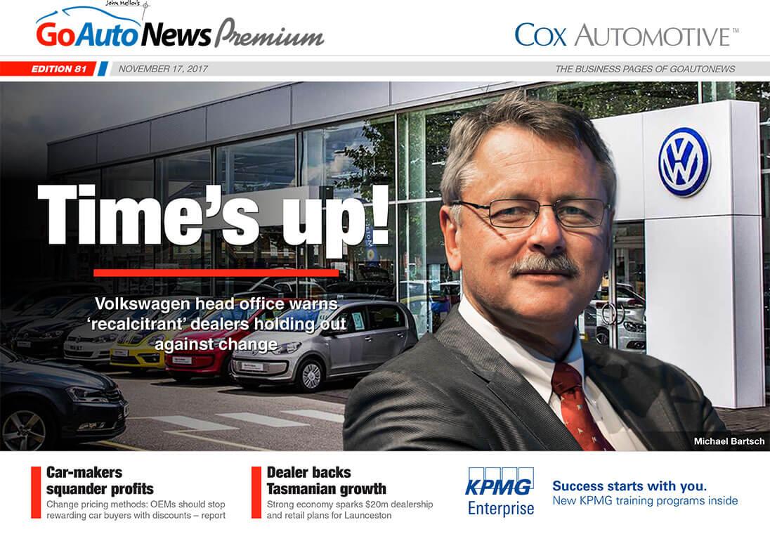 GoAutoNews Premium Weekly Editions, November 17