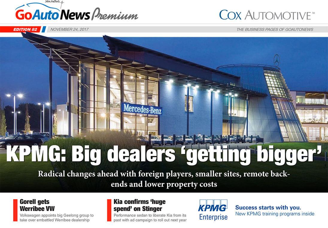 GoAutoNews Premium Weekly Editions, November 24