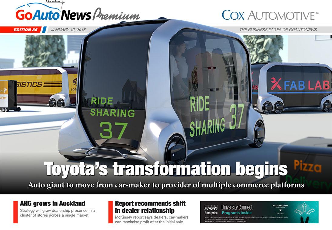 GoAutoNews Premium Weekly Editions, January 12