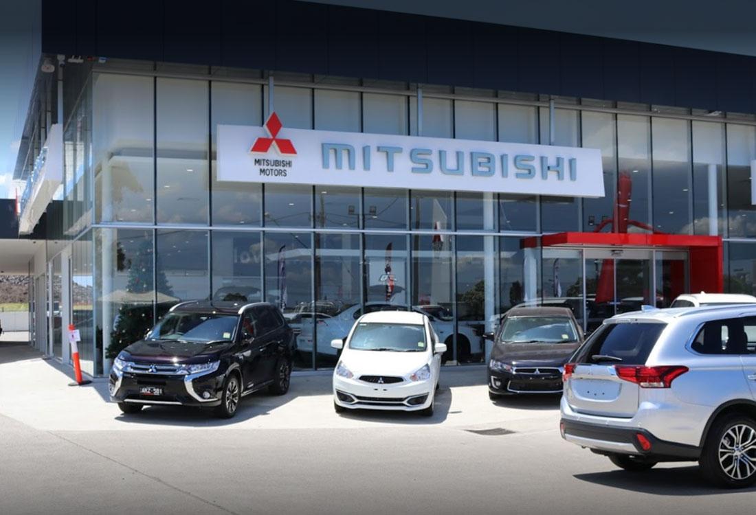 Mitsubishi dealerships victoria