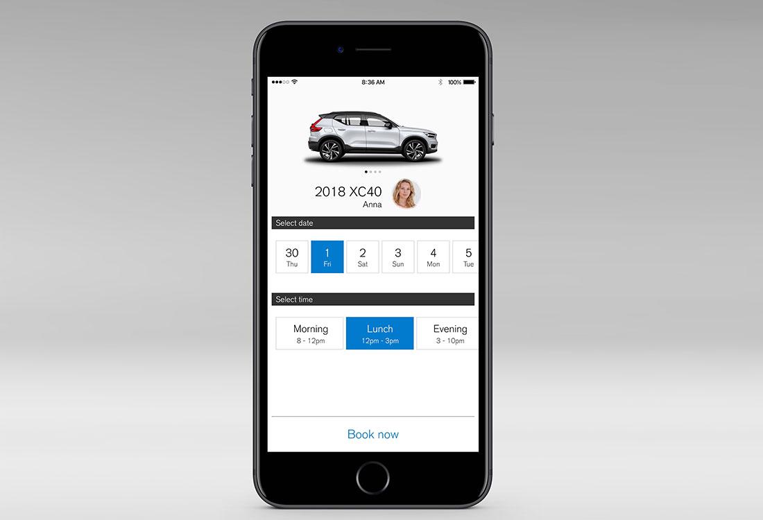 Volvo Expands Car Subscriber Program