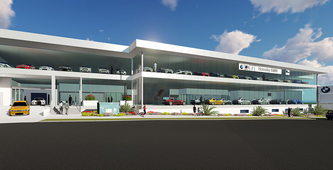 Bmw Dealers On Expansion Trail