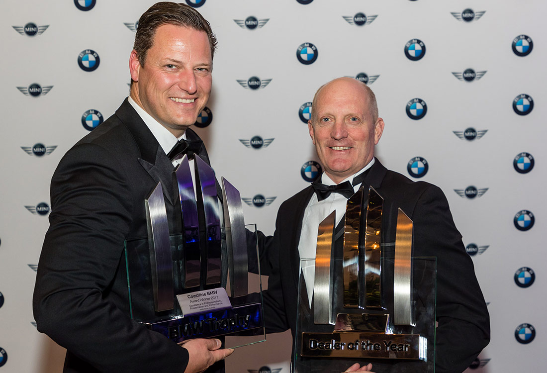 Car Companies Recognise Top Dealers