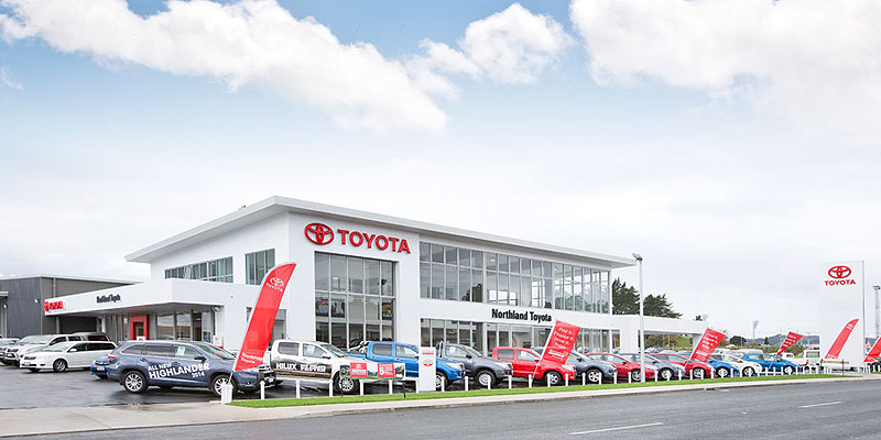 Toyota reinvents NZ dealers as agents