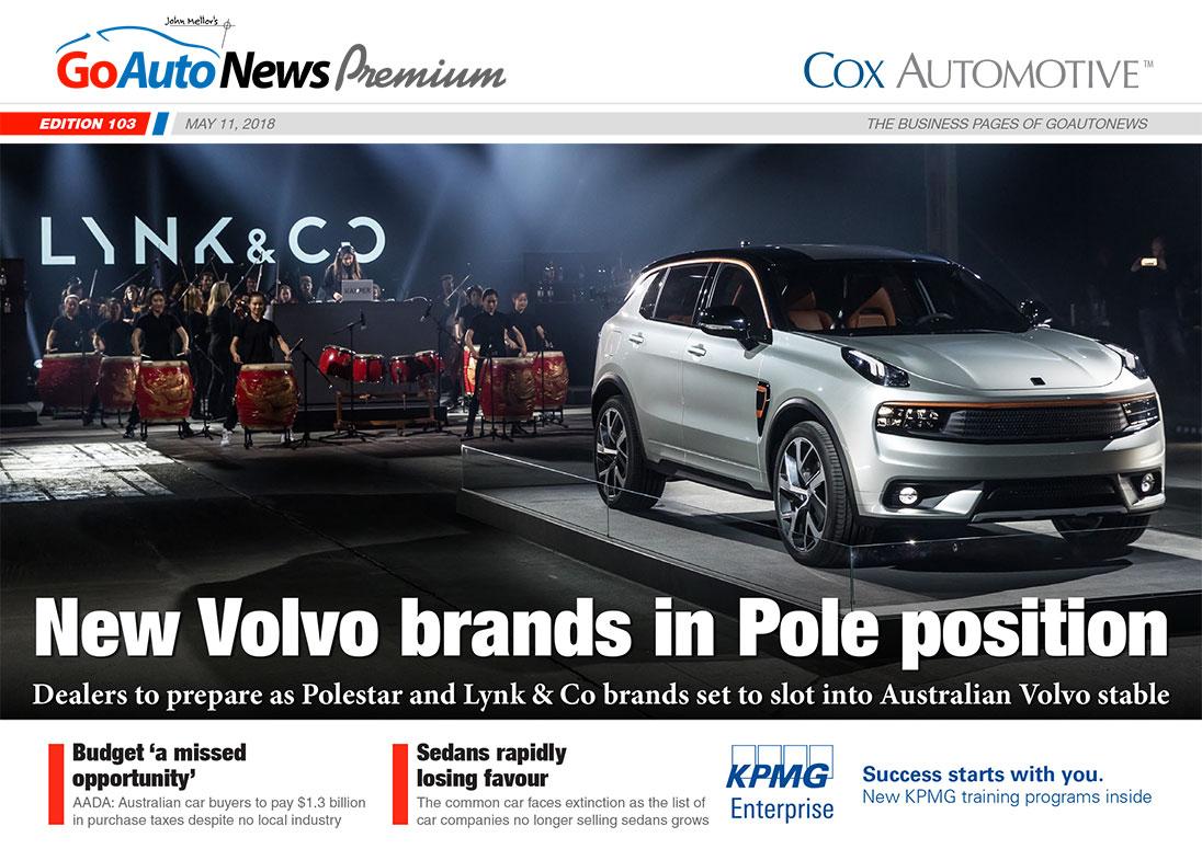 GoAutoNews Premium Weekly Editions, May 11