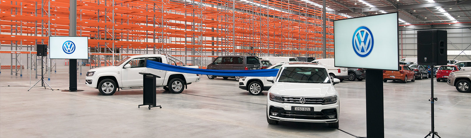 Volkswagen Group Expands Its Spares Capacity