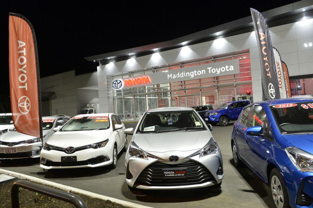Prosser Toyota Gosnells Used Cars