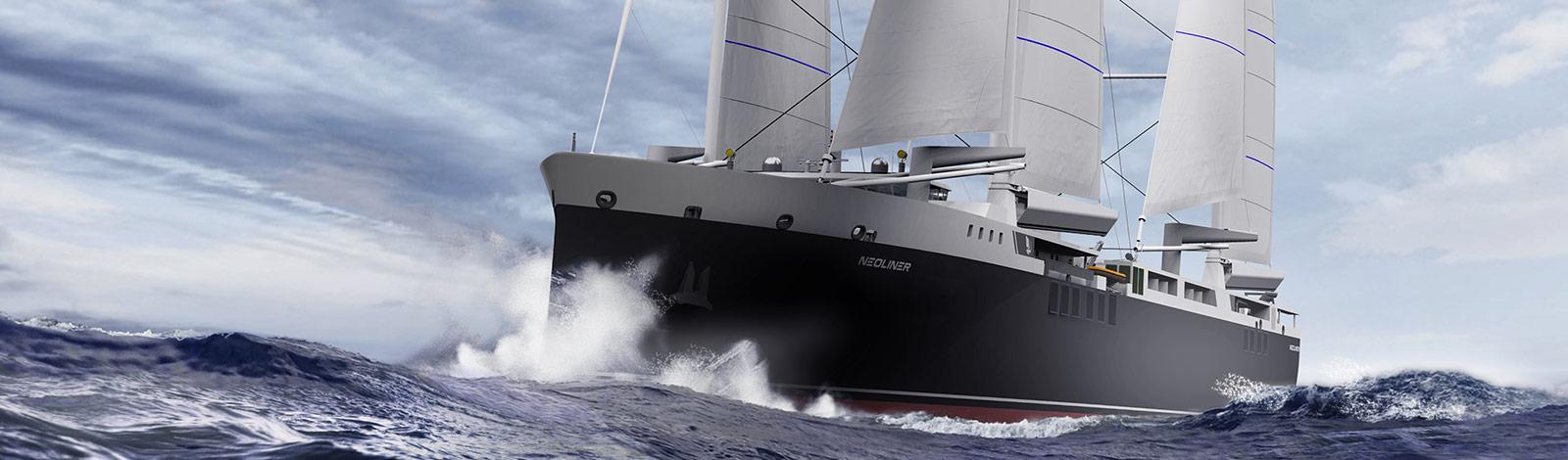 Renault pursues sailing ships